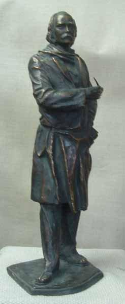Bronze, 65cm, 2000
